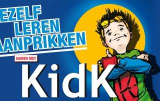 Jezelf leren aanprikken met KidK