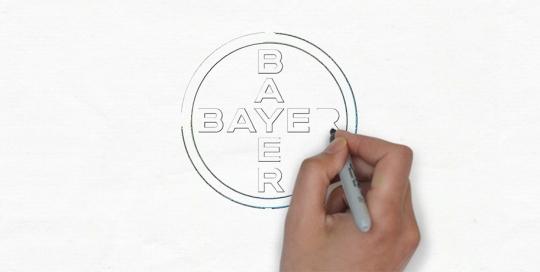 Bayer whiteboard animatie