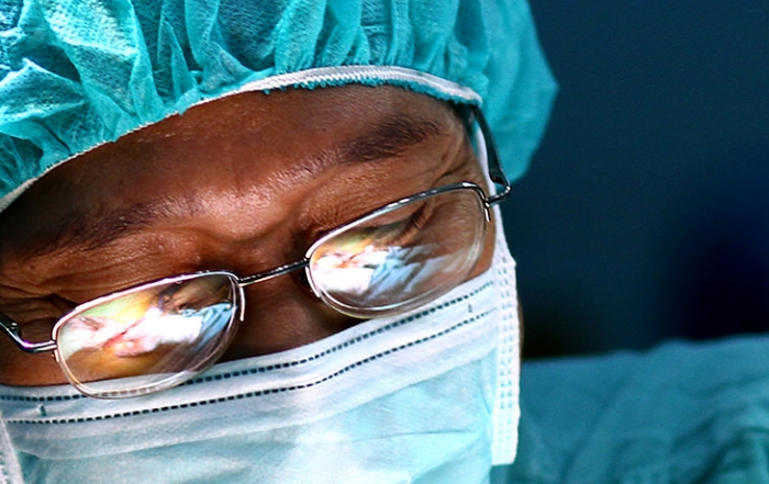 Gezondheidszorg: chirurg