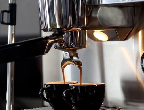 De perfecte espresso, automatisch handgemaakt